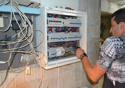 électricien saint laurent du var 06700